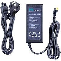 DTK Chargeur Adaptateur Secteur pour ACER: 19V 3,42A 65W Connecteurs: 5.5*1.7mm Alimentation pour ordinateur portable