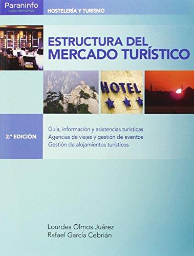 Estructura del mercado turístico 2.ª edición por RAFAEL GARCÍA CEBRIÁN