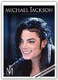 Michael Jackson 2020 - A3 Format Posterkalender: Original Danilo-Kalender [Mehrsprachig] [Kalender]