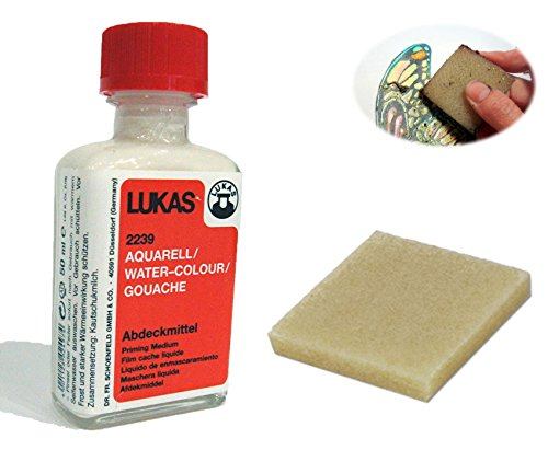 frisket-kit-lukas-artist-watercolor-masking-fluid-with-rubber-cement-pick-up-nib