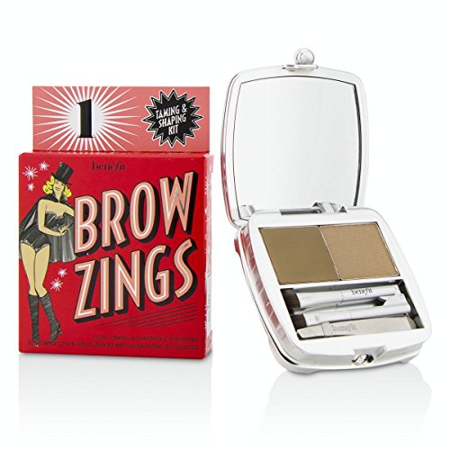 Benefit - Brow Zings (Total Taming Shaping Kit For Brows) - #1 (Light) 4.35g/0.15oz (Brow Shaping Kit)