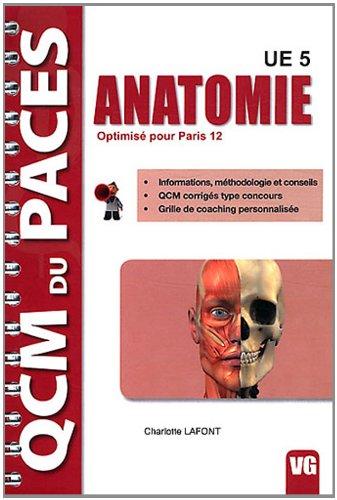 Anatomie UE 5 : Optimisé pour Paris 12