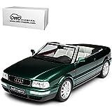 Audi 80 B4 2.8 Cabrio Grün 1991-1995 Nr 235 1/18 Otto Modell Auto