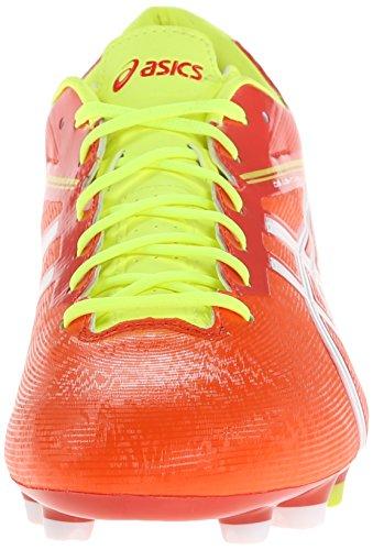 Ds Calcio Da Luce Arancione Ms fly Rosso 2 Scarpa X Asics Bianco Mens 45xpwqzT