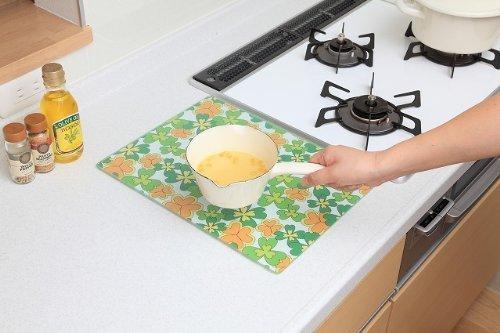 Cuisine plaque sup?rieure 4030 Coeur vert KTP-FG4030 (Japon import / Le paquet et le manuel sont ?crites en japonais)