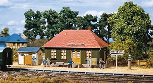 Preisvergleich Produktbild Auhagen 11407 - Haltepunkt Borsdorf