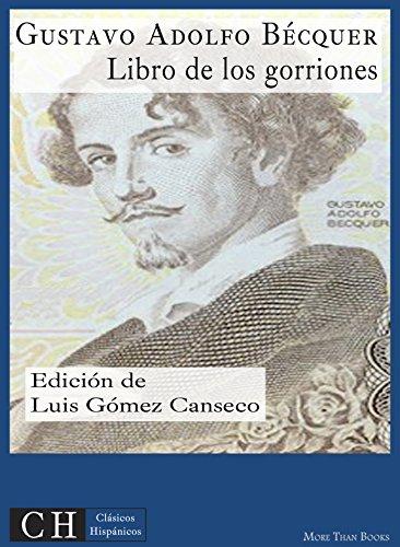 Libro de los gorriones: Rimas (Clásicos Hispánicos nº 71) por Gustavo Adolfo Bécquer