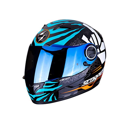 Scorpion casco moto exo-490?rok replica s