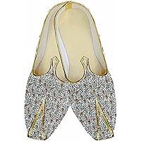 Mens Beige Wedding Shoes Multi Design MJ015971