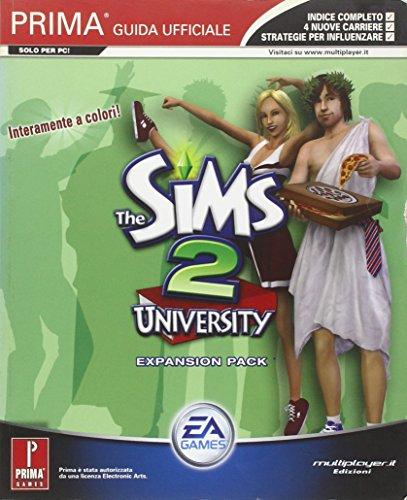 The Sims 2. University. Guida strategica ufficiale (Guide strategiche ufficiali) por Greg Kramer