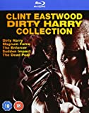 Dirty Harry Collection (5 Blu-Ray) [Edizione: Regno Unito] [Reino Unido] [Blu-ray]