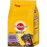 Pedigree Hundefutter Mixer, 6er Pack (6 x 1,5 kg)