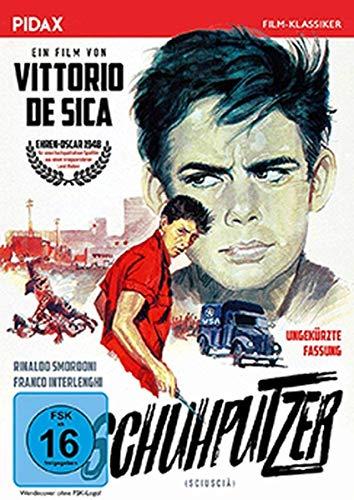 Schuhputzer (Sciuscià) / Oscar-preisgekröntes Meisterwerk von Vittorio de Sica in ungekürzter Fassung (Pidax Film-Klassiker)