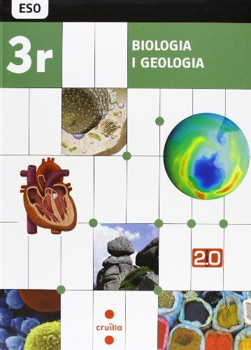 Biologia i geologia. 3r ESO. Connecta 2.0 - 9788466126861