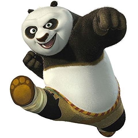 Kung Fu Panda Secrets of the Masters (26x24 inch, 66x60 cm) Silk Poster Seta Manifesto PJ1D-CDC6