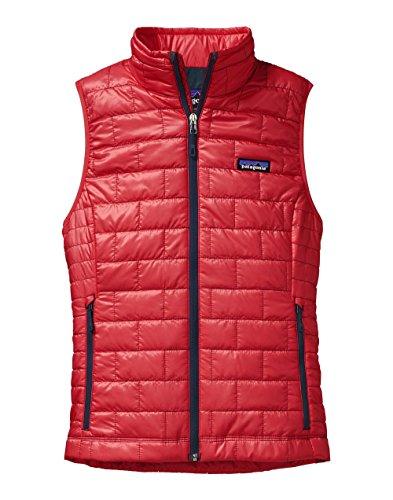 Preisvergleich Produktbild Patagonia Winterweste W's Nano Puff Vest Shock Pink X-Small