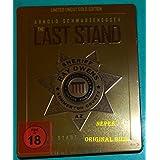 The Last Stand, Steelbook, Blu-ray, Gold Edition, Limited Edition Steelbook, Uncut, Region B