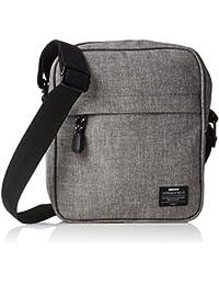 Springfield - Small Melange Bag para hombre, color gris, talla U
