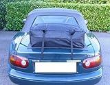 Mazda MX5Gepäck-Set, 50% mehr Platz durch eine Kofferraumtasche