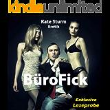 BüroFick - Dressur einer Schlampe! (Erotischer Roman): Exklusive Leseprobe