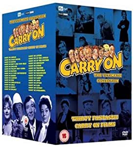 Carry On: The Ultimate Collection [DVD]