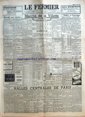 fermier-le-no-23-du-22-03-1954-marches-aux-grains-grains-farines-graines-fourrageres-legumes-secs-os
