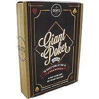 Paladone Giant Poker - Juego de póker Gigante (no necesariamente en español)