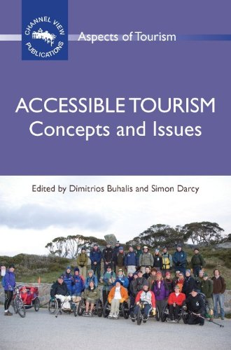 Accessible Tourism (Aspects of Tourism Book 45) (English Edition)