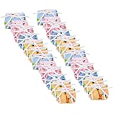 Goodonestep Baby Cotton Cloth Nappies Pack Of 12 Pcs (Multi)(0-6 Months)