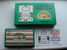 GREEN HOUSE - GAME & WATCH MULTI SCREEN