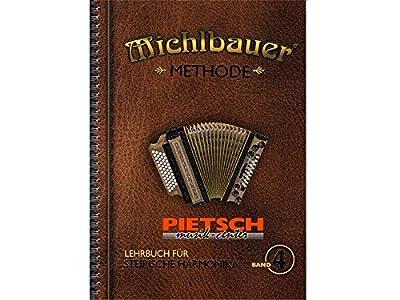 Echo Musikverlag, Michlbauer Methode- Lehrbuch Steirische Harmonika, Band 4