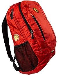 753a8286cd2c2 Ferrari Rucksack mit Laptopfach Tasche für Freizeit Reise Sport 47 x 31 x  20 cm