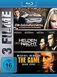 The Game/Die Dolmetscherin/Helden der Nacht [Blu-ray]