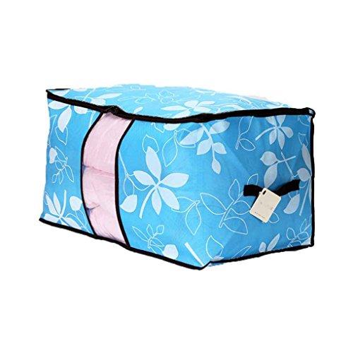 Floridivy Space Saver Tröster Quilt-Speicher-Organisator Decke Bettwäsche Kissen Kleidung Buggy Bag Taschen-Halter-Behälter -