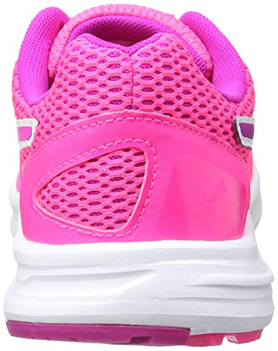 Puma Descendant V4 Wn's, Chaussures de Running Compétition Femme Rose (Knockout Pink-ultra Magenta-puma White 06)