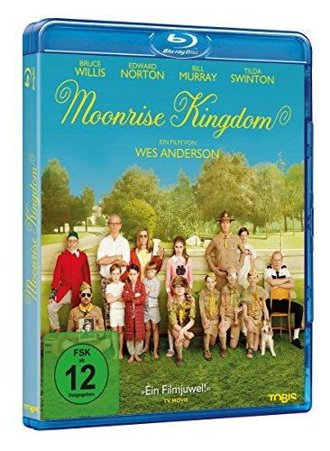 Bild von Moonrise Kingdom [Blu-ray]