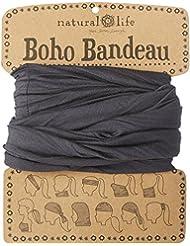 Natural Life Boho Bandeau - Bandana para mujer, multicolor, talla M
