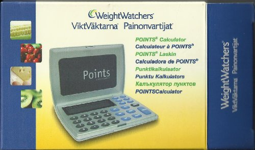Weight Watchers Points Calculator Punkte Rechner FlexPoints Programm (Rechner Weight Punkte Watcher)