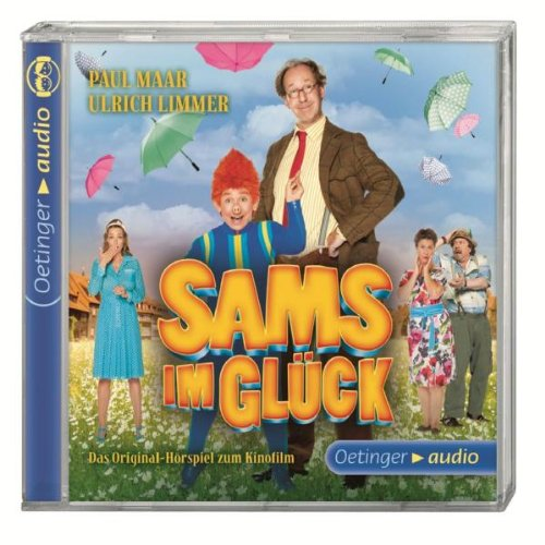 Preisvergleich Produktbild Sams im Glück - Filmhörspiel (CD)