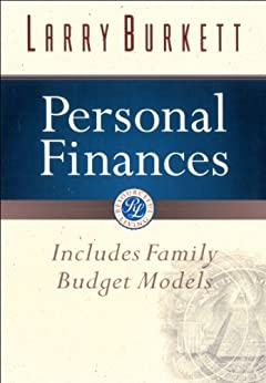 Personal Finances (Burkett Financial Booklets) di [Burkett, Larry]