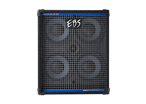 Altavoz EBS EBS EBS 410 (800 vatios RMS, 4x10 pulgadas y 2 pulgadas tweeter de titanio)