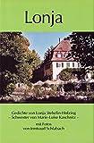 Lonja. Gedichte von Lonja Stehelin-Holzing - der älteren Schwester von Marie-Luise Kaschnitz