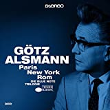 Paris-New York-Rom (Die Blue Note Trilogie)