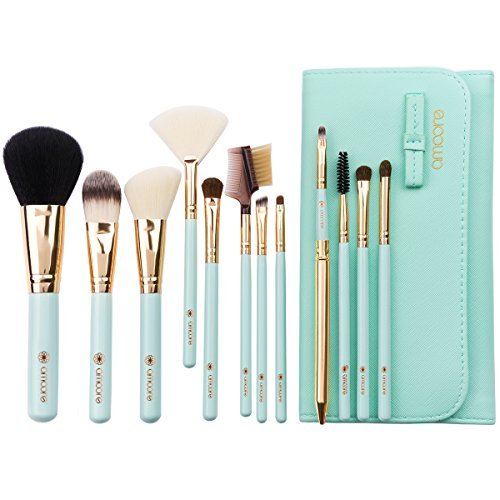 amoore Make Up Pinsel Pinselsets Make Up Pinsel Sets Make Up Buersten mit der Make up Pinsel...