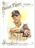 2014Topps Allen & Ginter Baseball carte # 217Jose Iglesias, Detroit Tigers
