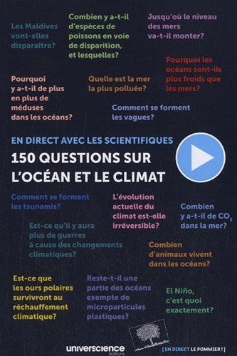 150 questions sur l'océan et le climat - En direct avec les scientifiques