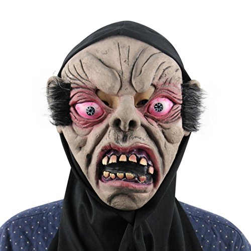Maske, Bolayu Halloween Party Cosplay Masken