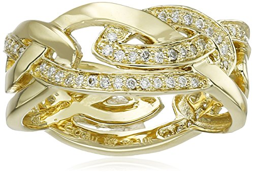 clogau-10k-yellow-gold-diamond-eternal-love-ring-1-4cttw-g-h-color-si1-clarity-size-8
