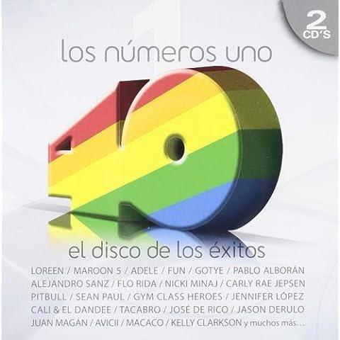 Los N 1 De Los 40 Principales by Various Artists
