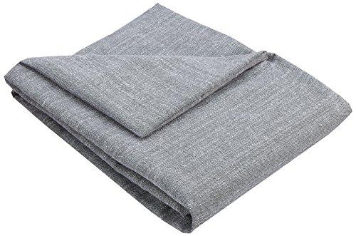 Zebra Textil 43595, Copridivano BERET, monoposto, colore Grigio